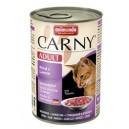ANIMONDA Carny Adult wołowina i jagnięcina 400 g Cat