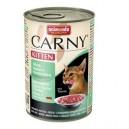 ANIMONDA Carny Kitten wołowina, kurczak, królik 400 g Cat