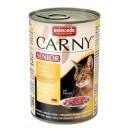 ANIMONDA Carny Senior wołowina, kurczak, ser 400 g Cat