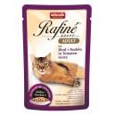 ANIMONDA Rafine Soupe wołowina, makaron 100g Cat