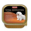 ANIMONDA Dog Vom Feinsten Junior wątróbka drobiowa 150g