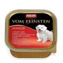 ANIMONDA Dog Vom Feinsten Junior wołowina i drób 150g