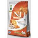 FARMINA N&D Pumpkin Adult Small z dorszem 800 g