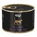 Dolina Noteci Natural Taste z jagnięciną 185 g Cat