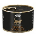Dolina Noteci Natural Taste z kaczką 185 g Cat