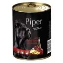 Dolina Noteci Piper z wątróbką wołową 400 g Dog