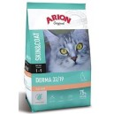 Arion Original Derma Skin Cat 7,5 kg