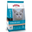 Arion Original Sterilized Salmon Cat 7,5 kg
