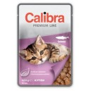 Calibra Kitten Salmon 100g