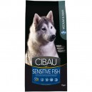 FARMINA Dog Cibau Fish & Rice Medium/Maxi 12 kg