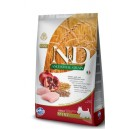 FARMINA N&D Chicken&Pomegranate Adult 2,5 kg Dog Mini