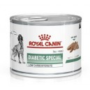 Royal Canin Diabetic special - low carbohydrate puszka...