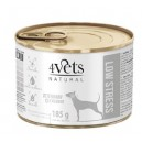 4Vets Natural Low Stress 185 g Dog