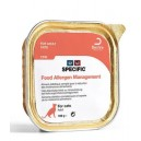 SPECIFIC Food Allergy Management FDW 100g Cat