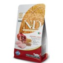 FARMINA N&D LG chicken&pomegranate 0.3 kg Cat