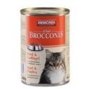ANIMONDA Cat Brocconis wołowina i drób 400 g
