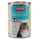 ANIMONDA Cat Brocconis ryba i kurczak 400 g