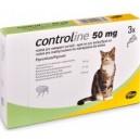 Controline Kot x 3 pipety po 50 mg