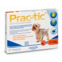 Prac-tic pies 2 - 4,5 kg 1 pipeta x 0,45ml