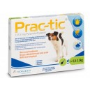 Prac-tic pies 4,5 - 11 kg 1 pipeta x 1,1 ml