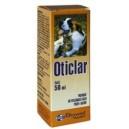 Oticlar - preparat do pielęgnacji uszu psów i kotów (50 ml)