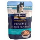 Fish4Dogs Finest Trout Mousse 100g Dog