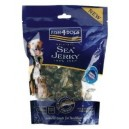 Fish4Dogs Sea Jerky Tiddlers 100g Dog