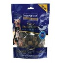 Fish4Dogs Sea Biscuit Tiddlers 100g Dog