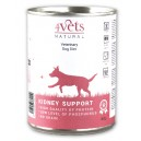 4Vets Natural Kidney Support 400 g Dog