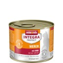 ANIMONDA Integra Protect Nieren Cat 200 g z wołowiną