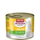 ANIMONDA Integra Sensitive Cat 200g z indykiem i ziemniakami