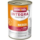 ANIMONDA Integra Protect Nieren Dog 400g z wołowiną