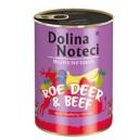 Dolina Noteci Superfood z sarną i wołowiną 800 g Dog