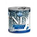 FARMINA N&D Ocean Salmon&Cod Dog 285 g