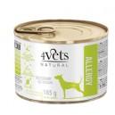 4Vets Natural Allergy 185 g New Lamb Dog