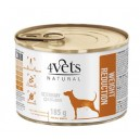 4Vets Natural Weight Reduction 185 g Dog