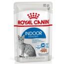 Royal Canin Indoor Sterilised Loaf 85 g pasztet Cat