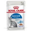 Royal Canin Indoor Sterilised Jelly 85 g galaretka Cat