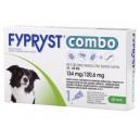 Fypryst Combo dla psów 10-20kg 3 pipety