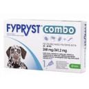 Fypryst Combo dla psów 20-40 kg 3 tubki po 2,68 ml