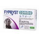 Fypryst Combo dla psów 40-60 kg 3 pipety