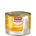 ANIMONDA Integra Sensitive Cat 200 g z indykiem i ryżem